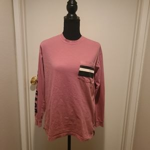PINK victorias secret long sleeve xs